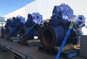 Super Titan 400x450-630 Centrifugal water pump made in Australia 580 L/S at 88 meter head Used