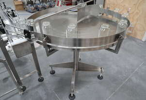 CPM Bottle Infeed Rotary Table