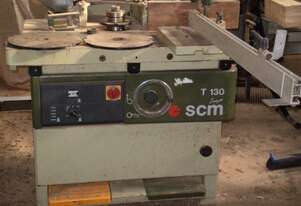 SCM Spindle moulder
