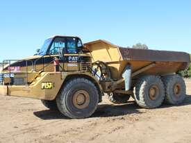 Caterpillar 740 Articulated Dump Truck - picture0' - Click to enlarge