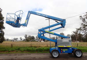 Genie Z60/34 Scissor Lift Access & Height Safety