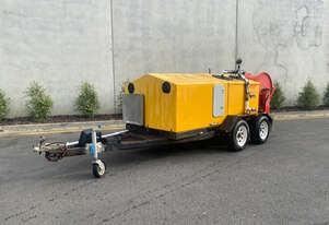 Workmate   Tag Tanker Trailer