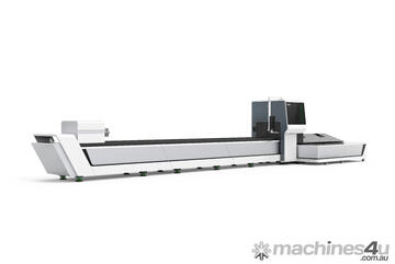 Tube Cutting system for Square, U Angle and Round (9.2M length to 360mm dia) - In stock for demo