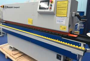 NikMann Compact v.1 - Heavy Duty edgebander from Europe