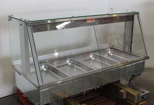 Cossiga LSBM4 In Counter Bain Marie