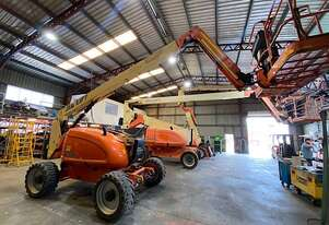 JLG 600AJ - Freshly completed 10yr Re-Certification