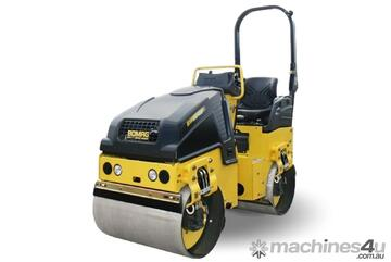 Bomag BW 90 AD-5 Double Drum Rollers