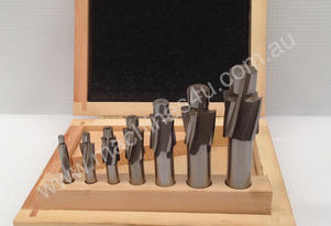 5 Piece HSS Countersinking & Deburring Set