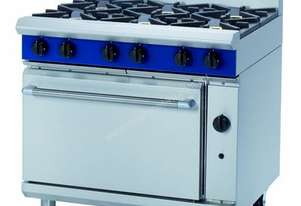 Blue Seal   Oven Range 6 Burner