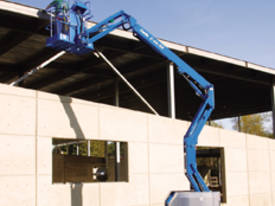 Genie Z34/22 4WD Diesel Articulating Knuckle Boom - picture1' - Click to enlarge