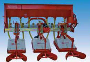 T-SCM Inter Row Rotary Cultivator
