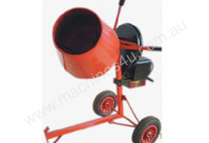 Cement Mixer 2.2 CFM Electric Large Wheels