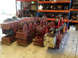 rotator hire. turning Roll hire