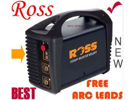 Inverter welder ROSS 135-amps DC Branded Item