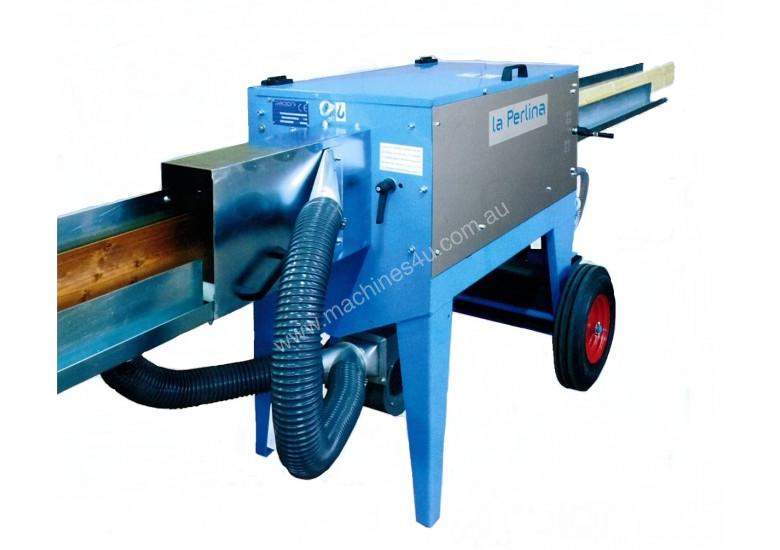 LA PERLINA TIMBER OILING MACHINE