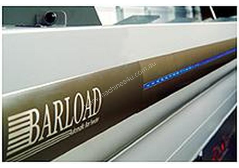 BARLOAD - BFG-542 Hydrodynamic Bar Feeder
