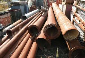 ASSORTED DRAINAGE PIPES