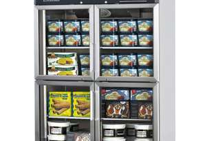 Turbo Air KF45-4G Top Mount Glass Door Freezer