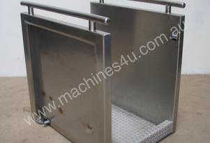 Stainless Steel Boot Washer Sterilization Station