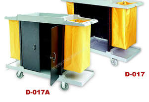 D-017A Housekeeping Linen Trolley