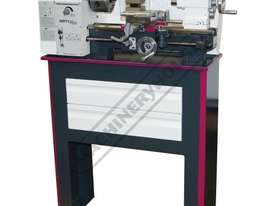 TU-2004V Opti-Turn Bench Lathe 200 x 300mm Turning Capacity - 21mm Spindle Bore Electronic Variable  - picture0' - Click to enlarge