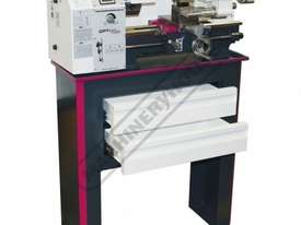 TU-2004V Opti-Turn Bench Lathe 200 x 300mm Turning Capacity - 21mm Spindle Bore Electronic Variable  - picture2' - Click to enlarge