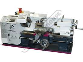 TU-2004V Opti-Turn Bench Lathe 200 x 300mm Turning Capacity - 21mm Spindle Bore Electronic Variable  - picture3' - Click to enlarge