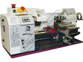 TU-2004V Opti-Turn Bench Lathe 200 x 300mm Turning Capacity Electronic Variable Speeds - picture5' - Click to enlarge