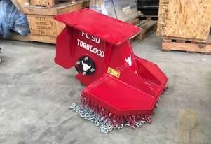 Toro Loco FC90 Stump Grinder Ripper Attachments