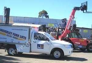 All Terrain Forklift Service 4wd