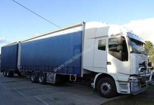 2005 Iveco Stralis Tautliner / Curtainsider