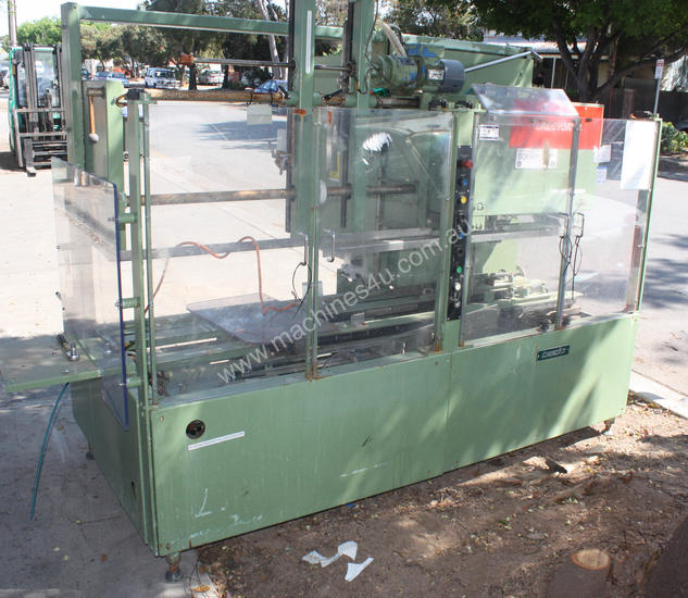 Heavy duty perspex machine guarding from 3 machine