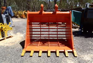 Sorting Screening Sieve Bucket **HIRE ONLY**