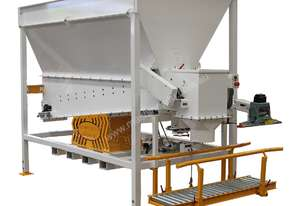Bagging Machine with Heat Sealer