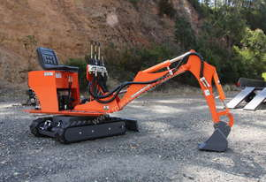 2016 POWERSHOVEL PS002AS Mini Excavator.