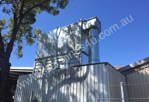 Pulsejet Dust collector 45kW - CHEAP!