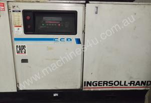 Ingersoll Rand compressor Low Hours, 75kW 439cfm