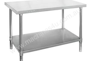 F.E.D. WB7-2100/A Stainless Steel Workbench