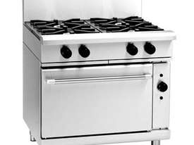 Waldorf 800 Series RN8910GEC - 900mm Gas Range Electric Convection Oven - picture1' - Click to enlarge