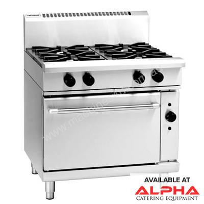 Waldorf 800 Series RN8910GEC - 900mm Gas Range Electric Convection Oven
