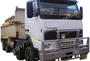 Volvo Tipper Truck with 12,000ltr Water Tank