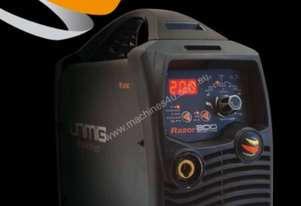 RAZOR DIGITAL 200 AC/DC TIG/MMA - Digital Inverter