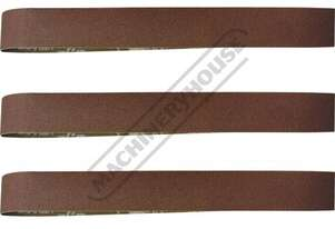 A8003 100G Aluminium Oxide Linishing Belt Pack 915 x 50mm (36