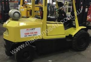 Used Hyster 5 tonne LPG forklift for sale