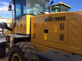 WCM T3000 7ton Telescopic Loader - picture3' - Click to enlarge