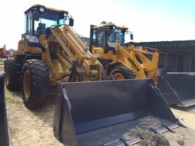 WCM T3000 7ton Telescopic Loader