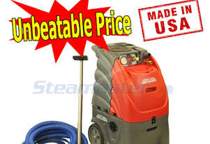 300PSI Dual 2Stage Portable Carpet Steam Cleaner