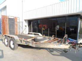 ATA GALVANISED 5 TON PLANT TRAILER - picture6' - Click to enlarge