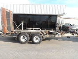 ATA GALVANISED 5 TON PLANT TRAILER - picture0' - Click to enlarge