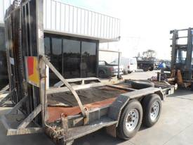 ATA GALVANISED 5 TON PLANT TRAILER - picture2' - Click to enlarge